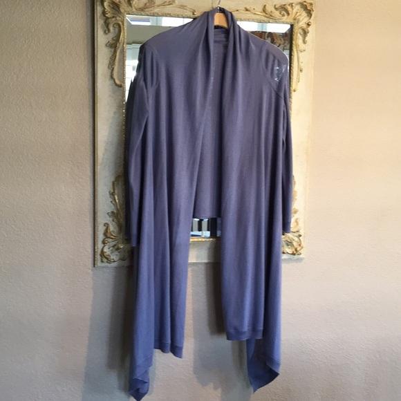 DKNY Sweaters - DKNY cozy. Periwinkle blue.Silk cashmere.Size P  c915231e8